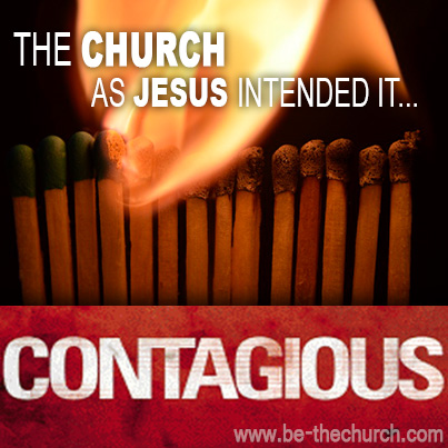Be-the-Church-Contagious